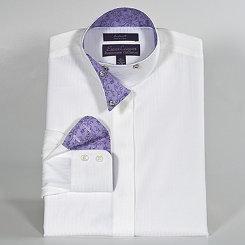 Essex Classics Girls Nips Belgium Wrap Collar Show Shirt Best Price