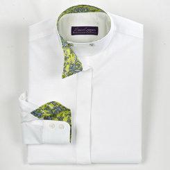 Essex Classics Girls Fairbanks Wrap Collar Show Shirt Best Price