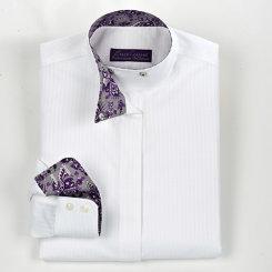 Essex Classics Girls Harvard Wrap Collar Show Shirt Best Price