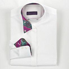 Essex Classics Girls Victoria Wrap Collar Show Shirt Best Price