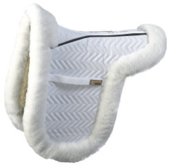 Fleeceworks FXK Dressage Saddle Pad