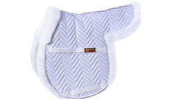 Fleeceworks Showhunter Saddle Pad Best Price