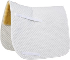 Fleeceworks Square Saddle Pad