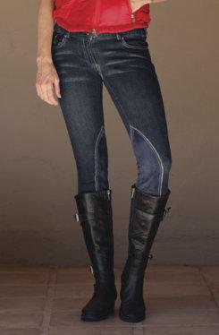 Goode Rider Couture Jean K/P Breech Best Price