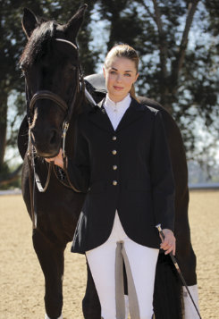 Goode Rider Ladies  Regal Dressage Show Coat Best Price