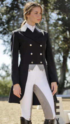 Goode Rider Ladies Shadbelly Coat Best Price