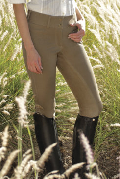 Goode Rider Ladies Low Rise Full Seat Riding Breeches Best Price