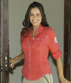 Goode Rider Ladies Perfect Shirt Best Price