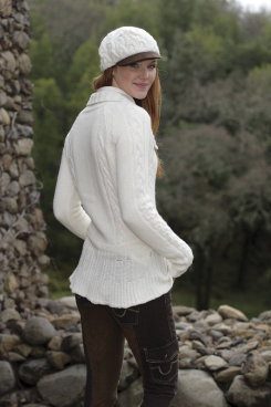 Goode Rider Ladies Cozy Cardigan Best Price