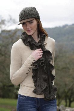 Goode Rider Ladies  Knit Scarf Best Price