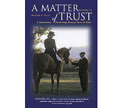 A Matter of Trust DVD 3 by Walter Zettl Best Price