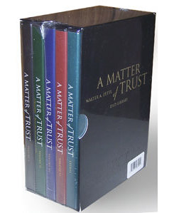 A Matter of Trust DVD Set by Walter Zettl Best Price