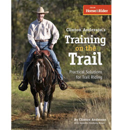 Clinton Anderson's Training on the Trail by Clinton Anderson Best Price