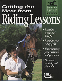 Getting the Most from Riding Lessons by Mike Jones Best Price