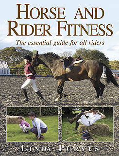 Horse and Rider Fitness by Linda Purves Best Price