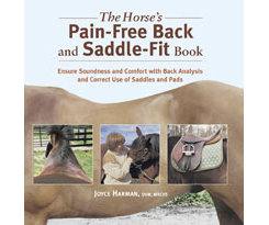 Horse's Pain Free Back and Saddle Fit by Joyce Harmon