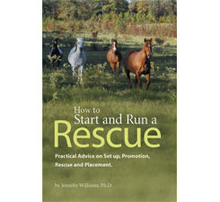 How to Start and Run a Rescue by Jennifer Williams