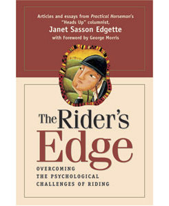 The Rider's Edge by Janet Edgette Best Price