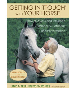 Getting in TTouch New Edition by Linda Tellington-Jones Best Price