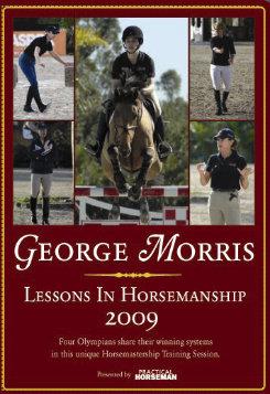 George Morris Lessons In Horsemanship 2009 DVD Best Price