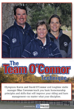 The Team O'Connor Technique DVD