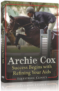 Archie Cox Success Begins with Refining Your Aids DVD