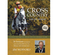 Cross Country with Jim Wofford Book and DVD Best Price