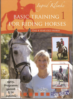 Klimke Basic Training Vol. 1 The Four Yr Old Horse DVD Best Price