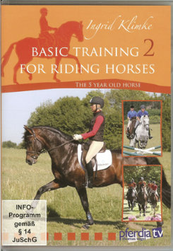 Klimke Basic Training Vol. 2 DVD. The Five Yr Old Horse Best Price