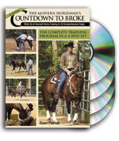 The Modern Horseman's Countdown to Broke DVD Set Best Price