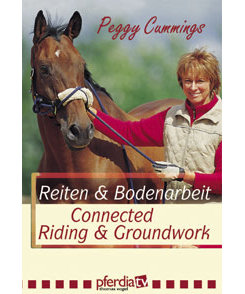 Connected Riding and Groundwork DVD with Peggy Cummings Best Price