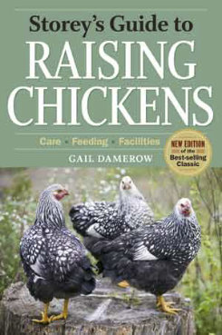 Storey's Guide to Raising Chickens by Gail Damerow Best Price