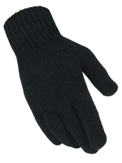 Heritage Chenille Knit Gloves - Childs