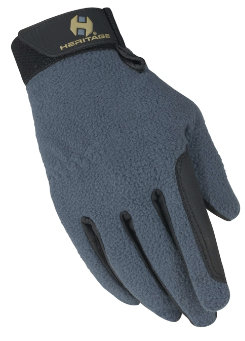 Heritage Performance Fleece Gloves - Ladies