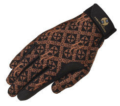 Heritage Performance Print Gloves - Ladies
