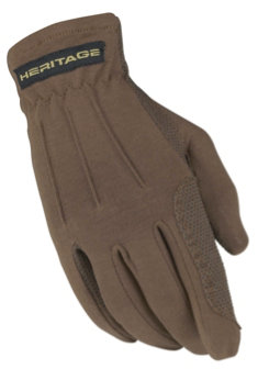 Heritage Power Grip Nylon Gloves - Ladies