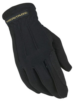 Heritage Power Grip Nylon Gloves - Mens