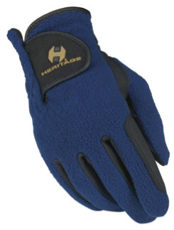 Heritage Premier Fleece Gloves - Mens
