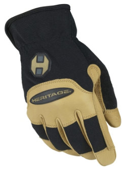 Heritage Stable Work Gloves - Ladies