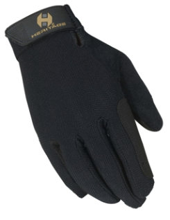 Heritage Riding Gloves Summer Trainer Gloves - Mens