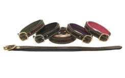 Horse Fare Custom Engraved  Padded Leather Bracelet Best Price