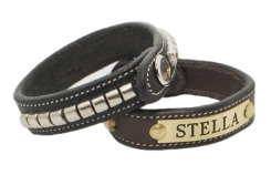 Horse Fare Custom Engraved  Clincher Bracelet Best Price