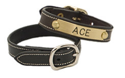 Horse Fare Customed Engraved Plain Leather Bracelet Best Price