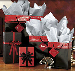 Horseshoe Gift Packaging Polished Bits Gift Bags Best Price