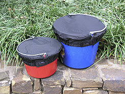 Horse Spa Products Basic EZ On Bucket Tops Best Price