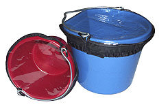 Horse Spa Products Clear View Bucket Tops Best Price