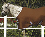 Amigo by Horseware Cotton Summer Horse Sheet (Classic Navy)