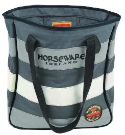 Horseware Newmarket Black and Charcoal Fashion Bag Best Price