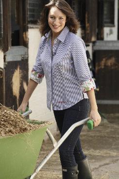 Horseware Ladies Balmoral Shirt Best Price