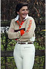 Horseware Ladies Newmarket Rugby Shirt